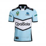 Camiseta Sharks Rugby 2018-2019 Local
