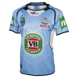 WH Camiseta NSW Blues Rugby 2016 Local