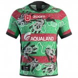 WH Camiseta South Sydney Rabbitohs Rugby 2019 Indigena