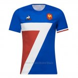WH Camiseta Francia 7s Rugby 2018-2019 Local
