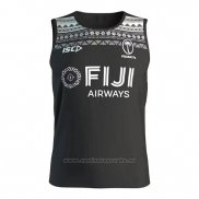 Tank Top Fiyi 7s Rugby 2020 Negro