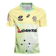 WH Camiseta Australia 7s Rugby 2017 Local