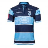 WH Camiseta Cardiff Blues Rugby 2018-2019 Local