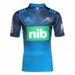 WH Camiseta Blues Rugby 2016-2017 Local