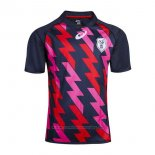 WH Camiseta Stade Francais Rugby 2016-2017 Local