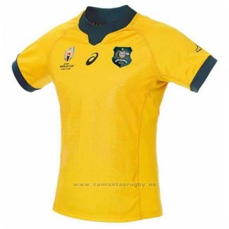Camiseta Australia Rugby RWC 2019 Local