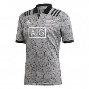 Camiseta Nueva Zelandia Maori All Blacks Rugby 2018-2019 Local