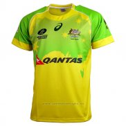 WH Camiseta Australia 7s Rugby 2016 Local