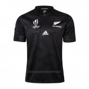Camiseta Nueva Zelandia All Black Rugby RWC 2019 Local
