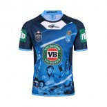WH Camiseta NSW Blues Rugby 2017 Local