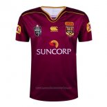 WH Camiseta Queensland Maroons Rugby 2016 Local