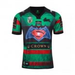 WH Camiseta South Sydney Rabbitohs Rugby 2016 Superman Vs Batman