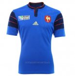 WH Camiseta Francia Rugby 2015 Local