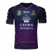 WH Camiseta Melbourne Storm Rugby 2017 Local
