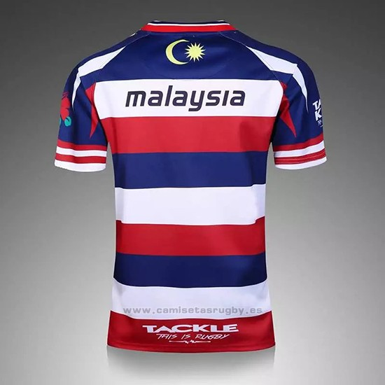 WH Camiseta Malasia Rugby 2017 Local