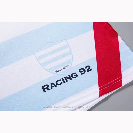 Camiseta Racing 92 Rugby 2018-2019 Local
